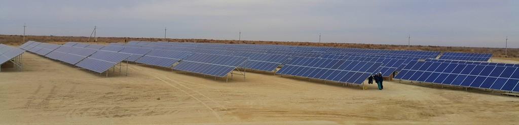 Enesol DMCC GARSON-1,2 МВт